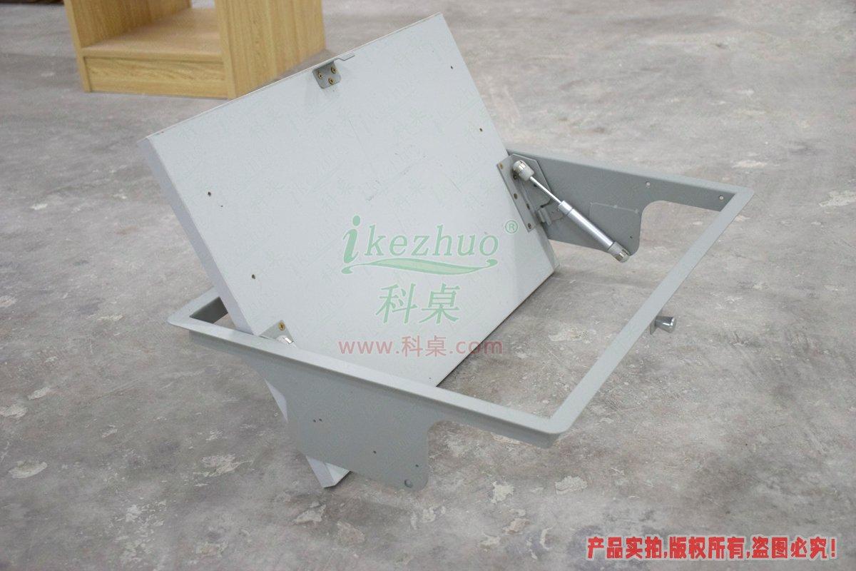 科桌家具,边框翻转器KF19,桌面翻转器KF19,手动翻转KF19